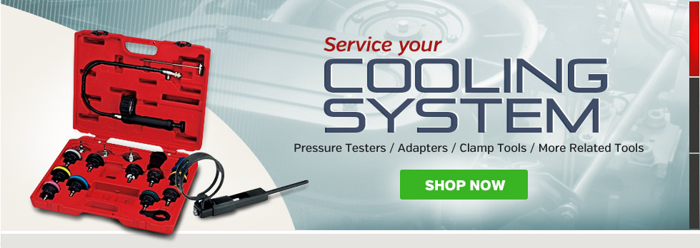Service your Cooling System