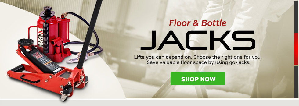 Floor and Bottle Jacks