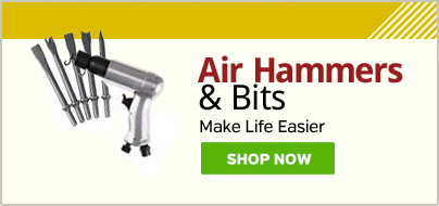 Air Hammers & Bits