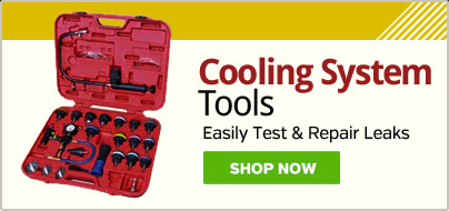 Cooling System Tools